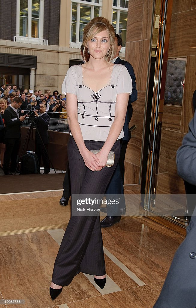 Sophie Dahl attends the launch of the Louis Vuitton Bond Street Maison on May 25, 2010 in London, England.