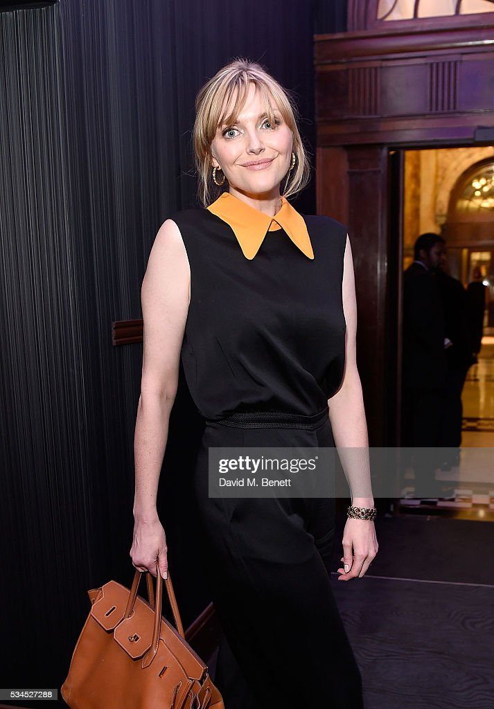 Sophie Dahl attends the WGSN Futures Awards 2016 on May 26, 2016 in London, England.
