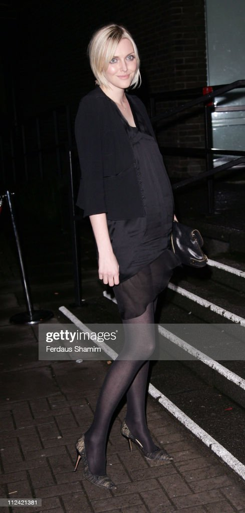 Sophie Dahl during TAG Heuer Strength & Beauty Exhibition - Opening Night Party - Outside Arrivals at Royal College of Art in London, United Kingdom.