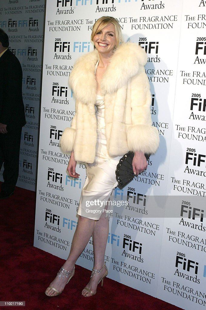 The Fragrance Foundation's 2005 FiFi Awards - Arrivals