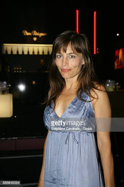 Sophie Duez at the 'Karl Lagerfeld Don Perignon' Party during the 60th Cannes Film Festival