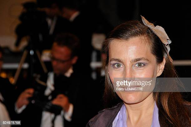 Sophie Duez at the premiere of 'Adoration' during the 61st Cannes Film Festival
