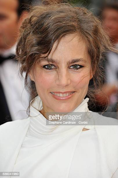 Sophie Duez at the premiere of 'What Just Happened ' during the 61st Cannes Film Festival