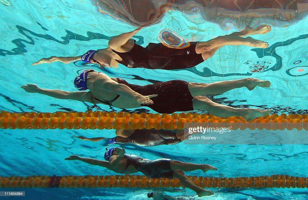 2011 Australian Swimming Championships - Day 4