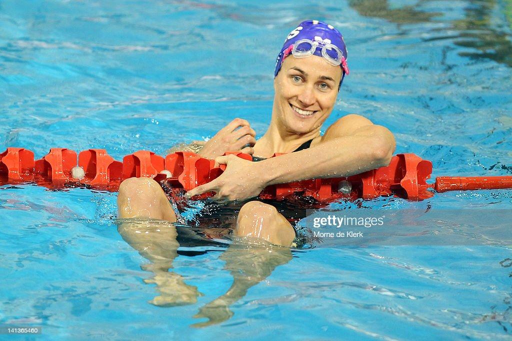 Australian Olympic Swimming Trials: Day 1