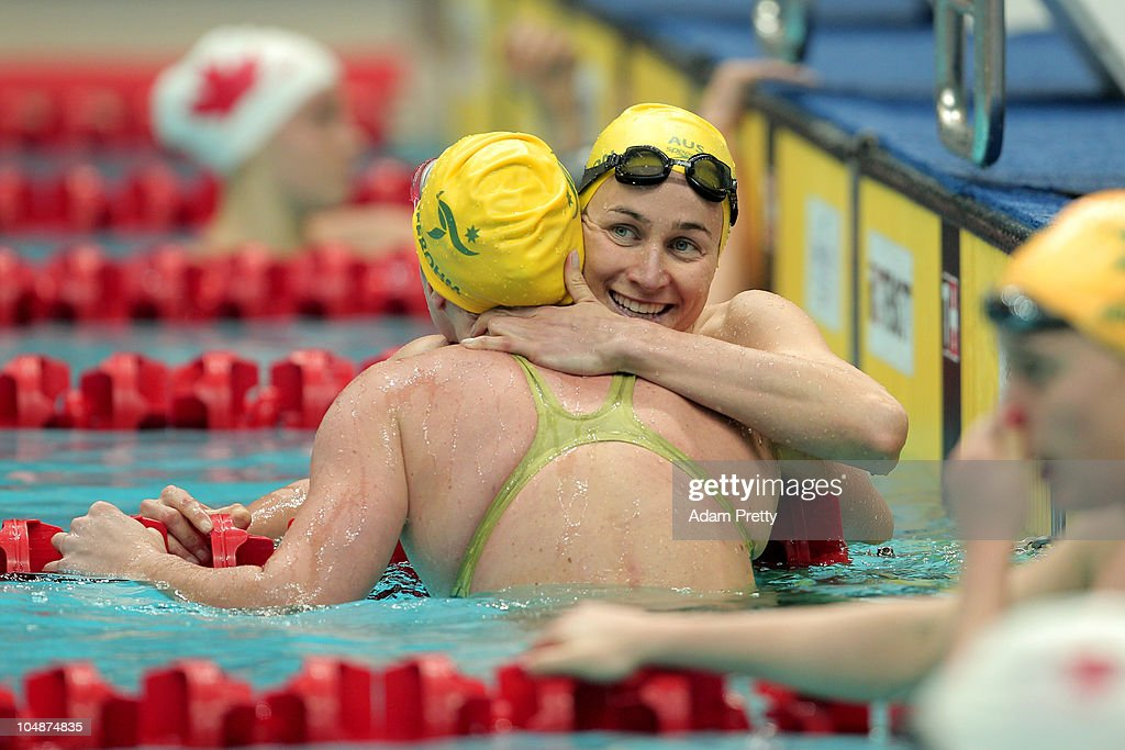19th Commonwealth Games - Day 3: Swimming