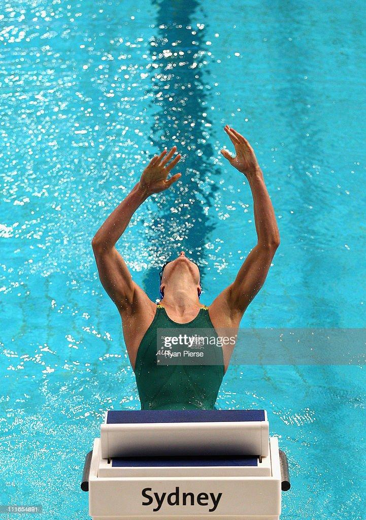 2011 Australian Swimming Championships - Day 5