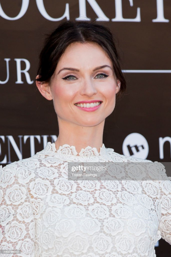 Sophie Ellis Bextor attends a gala dinner and auction to celebate the end of the Cash & Rocket tour at Natural History Museum on June 8, 2014 in London, England.