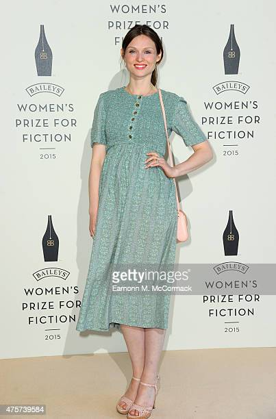 Sophie EllisBextor arrives to celebrate the 2015 Baileys Women's Prize for Fiction at London's Royal Festival Hall on Wednesday 3 June 2015 in London...