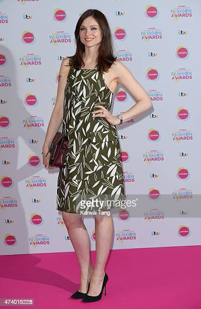 Sophie EllisBextor attends Lorraine's High Street Fashion Awards at Grand Connaught Rooms on May 19 2015 in London England