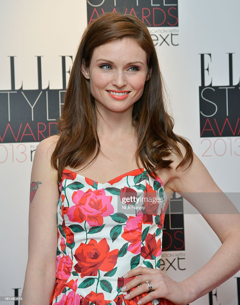 Sophie Ellis-Bextor attends the Elle Style Awards 2013 on February 11, 2013 in London, England.