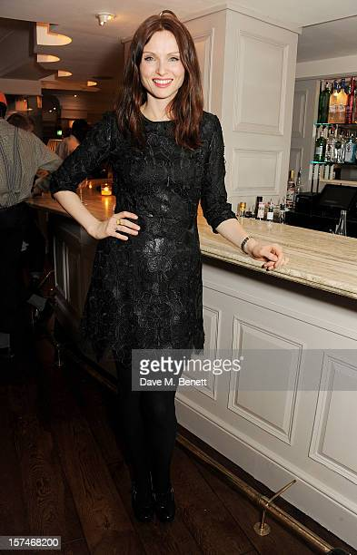 Sophie EllisBextor attends the National Youth Theatre's 'A Shepherd's Delight' fundraising dinner hosted by Matt Smith at Shepherd's Restaurant on...