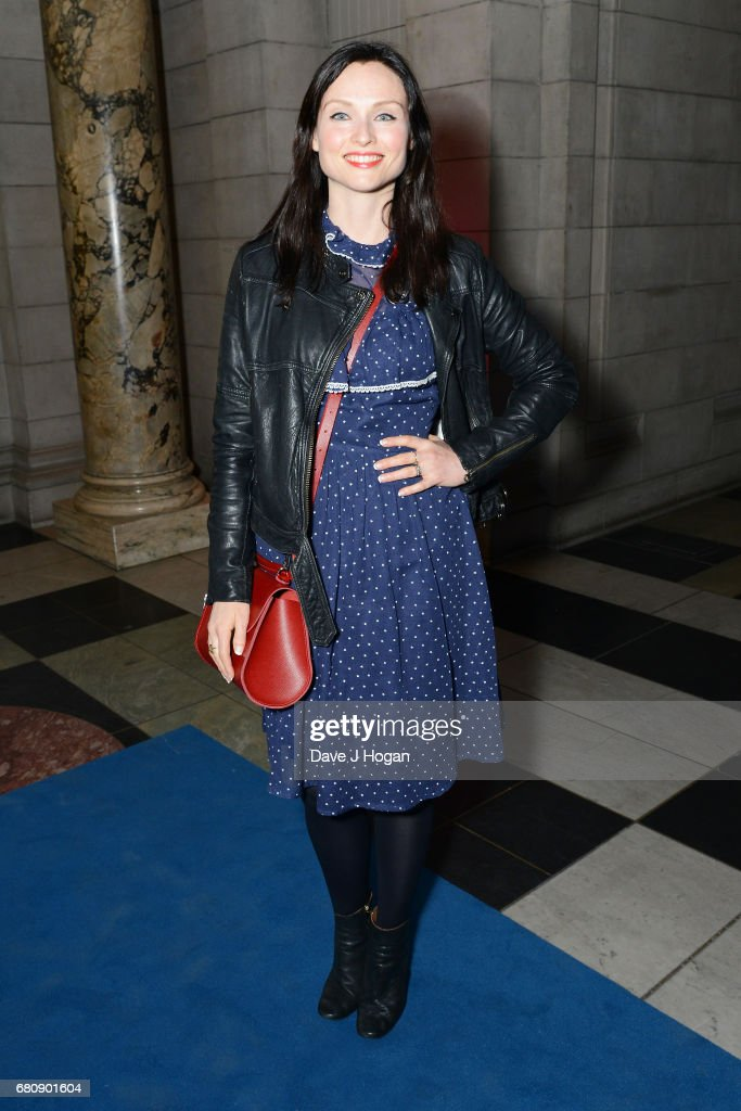 Sophie Ellis-Bextor attends The Pink Floyd Exhibition: 'Their Mortal Remains' private view at The V&A on May 9, 2017 in London, United Kingdom.