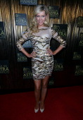 Sophie Falkiner arrives at the 8th annual ASTRA Awards at the State Theatre on June 24 2010 in Sydney Australia