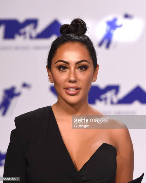 Sophie Kasaei attends the 2017 MTV Video Music Awards at The Forum on August 27 2017 in Inglewood California