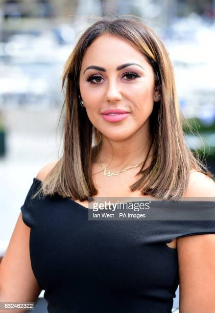 Sophie Kasaei from the cast of Geordie Shore attending the photocall to launch series 15 of the show in London PRESS ASSOCIATION Photo Picture date...