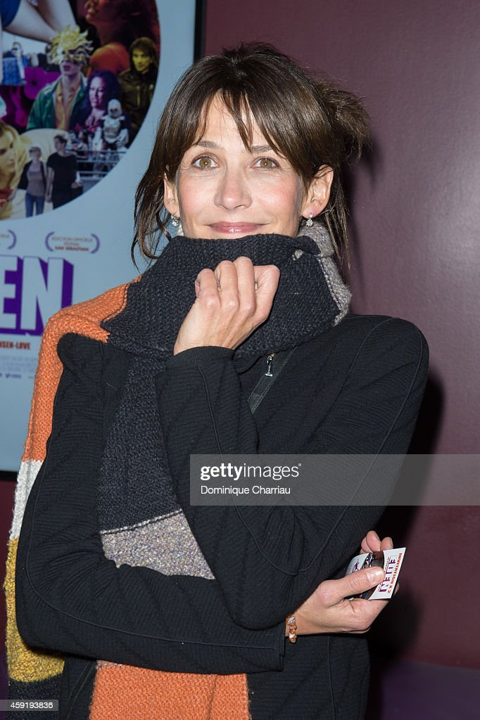 <a gi-track='captionPersonalityLinkClicked' href=/galleries/search?phrase=Sophie+Marceau&family=editorial&specificpeople=220531 ng-click='$event.stopPropagation()'>Sophie Marceau</a> attends the 'Eden' Paris Premiere at Cinema Gaumont Marignan on November 18, 2014 in Paris, France.