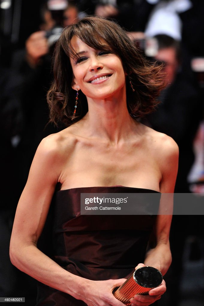 <a gi-track='captionPersonalityLinkClicked' href=/galleries/search?phrase=Sophie+Marceau&family=editorial&specificpeople=220531 ng-click='$event.stopPropagation()'>Sophie Marceau</a> attends the 'Lost River' premiere during the 67th Annual Cannes Film Festival on May 20, 2014 in Cannes, France.