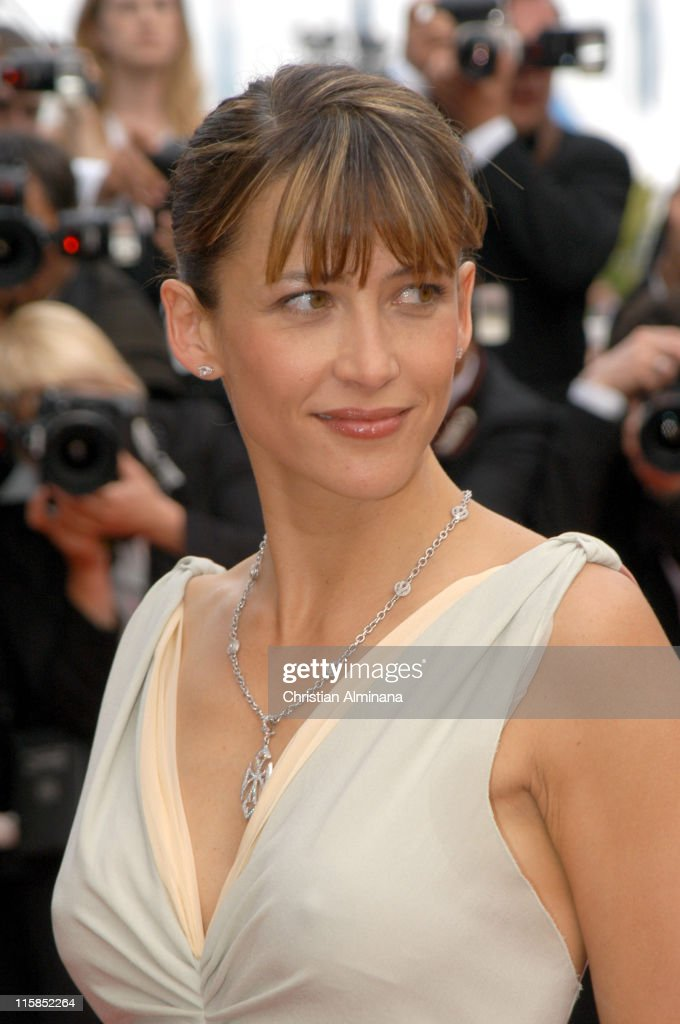 <a gi-track='captionPersonalityLinkClicked' href=/galleries/search?phrase=Sophie+Marceau&family=editorial&specificpeople=220531 ng-click='$event.stopPropagation()'>Sophie Marceau</a> during 2005 Cannes Film Festival - 'Where the Truth Lies' Premiere at Palais des Festival in Cannes, France.