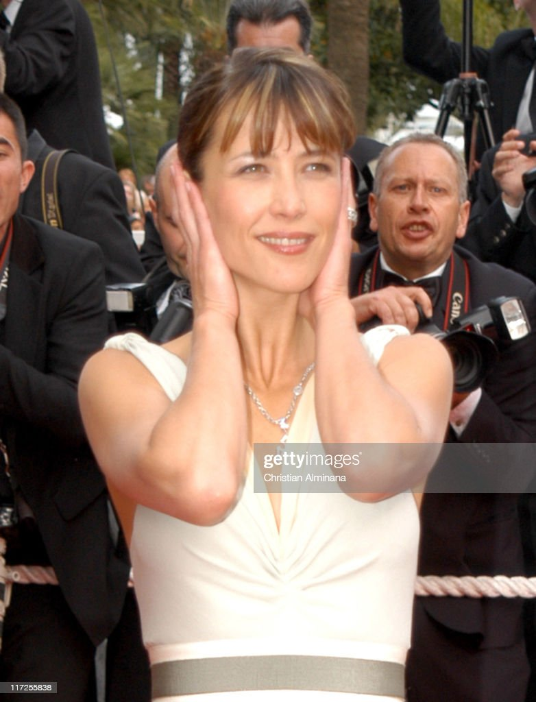 <a gi-track='captionPersonalityLinkClicked' href=/galleries/search?phrase=Sophie+Marceau&family=editorial&specificpeople=220531 ng-click='$event.stopPropagation()'>Sophie Marceau</a> during 2005 Cannes Film Festival - Where the Truth Lies Premiere at Palais des Festival in Cannes, France.