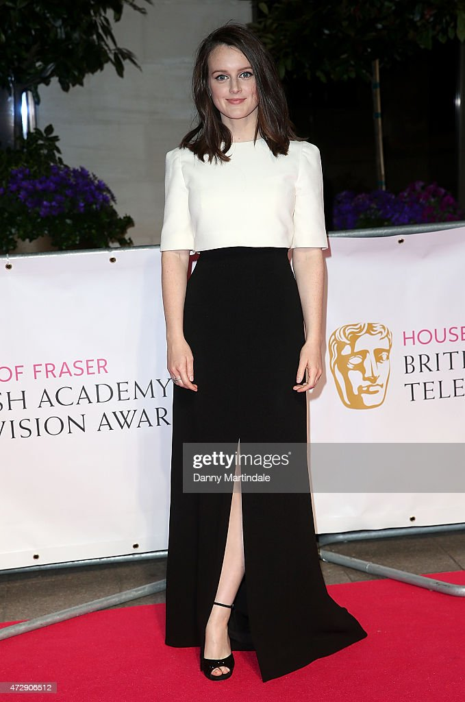 Sophie McShera attends the After Party dinner for the House of Fraser British Academy Television Awards at The Grosvenor House Hotel on May 10, 2015 in London, England.