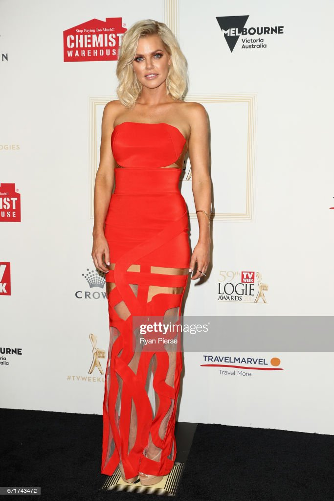 2017 Logie Awards - Arrivals