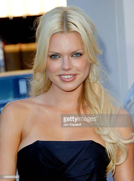 Sophie Monk during 'Click' Los Angeles Premiere at Manns Village Theater in Westwood California United States