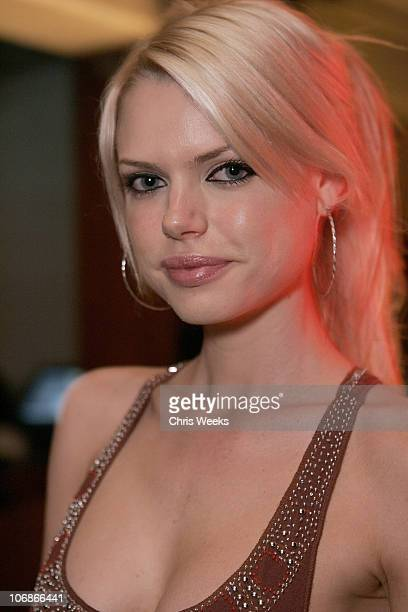 Sophie Monk during NYLON Magazine GUYS Spring 2006 Issue Launch Party at Tropicana Bar at Tropicana Bar The Roosevelt Hotel in Hollywood California...