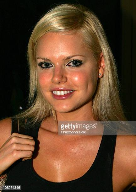 Sophie Monk during XBOX 360 Launch Party Inside at Private Residence in Los Angeles California United States