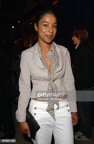 Sophie Okonedo at the Golden Compass World Premiere afterparty at the Tobacco Docks in London