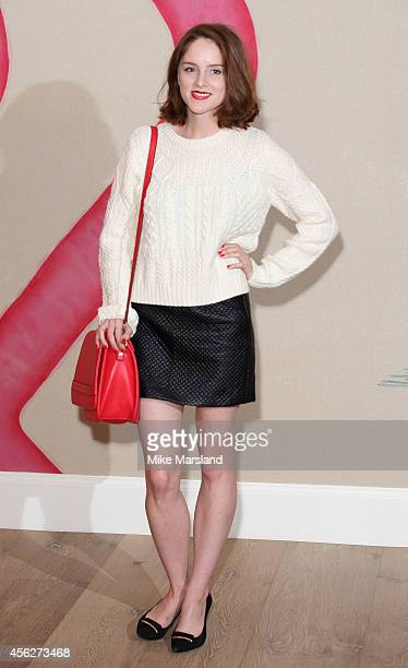 Sophie Rundle Stock Photos And Pictures Getty Images
