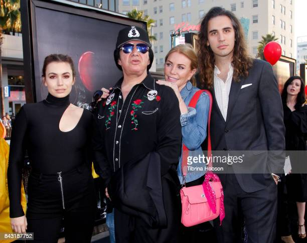 Nick Simmons Gene Stock Photos and Pictures | Getty Images