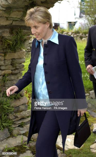 Sophie The Countess of Wessex at the Chelsea Flower Show London
