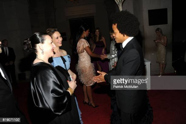 Sophie Theallet Vera Farmiga and Patrick Robinson attend THE METROPOLITAN MUSEUM OF ART'S Spring 2010 COSTUME INSTITUTE Benefit Gala at THE...