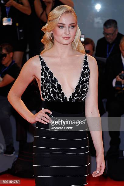Sophie Turner attends the Kineo Diamanti Award Ceremony during the 73rd Venice Film Festival on September 4 2016 in Venice Italy