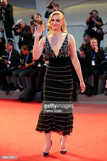 Sophie Turner attends the Kineo Diamanti Award Ceremony during the 73rd Venice Film Festival at on September 4 2016 in Venice Italy