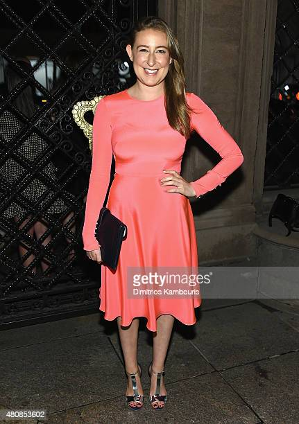 Sophie Von Haselberg attends attends the after party for Sony Pictures Classics 'Irrational Man' premiere hosted by Fiji Water Metropolitan Capital...