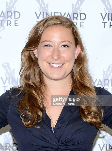 Sophie Von Haselberg attends the 'Billy Ray' Cast Photocall at Davenport Studios on September 5 2014 in New York City