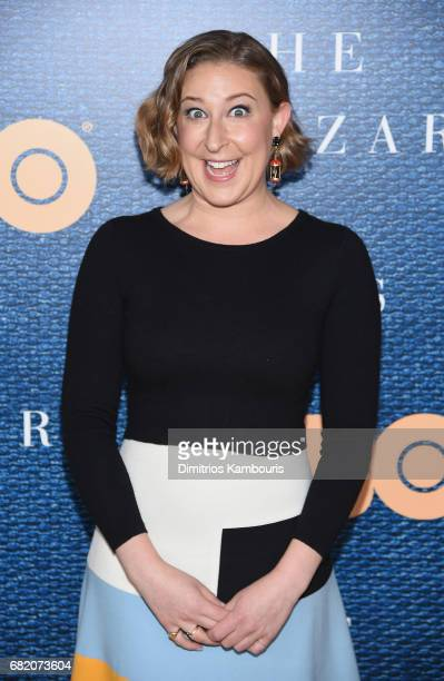 Sophie von Haselberg attends the 'The Wizard Of Lies' New York Premiere at The Museum of Modern Art on May 11 2017 in New York City