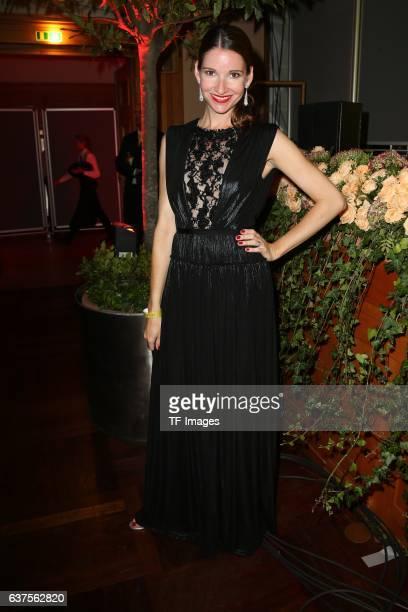 Sophie Wepper attend the 7th VITA Charity Gala in Wiesbaden on September 24 2016 in Wiesbaden Germany