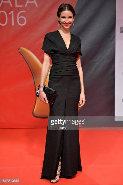 Sophie Wepper attend the Kinderlachen Gala at Westfalenhallen on November 26 2016 in Dortmund Germany