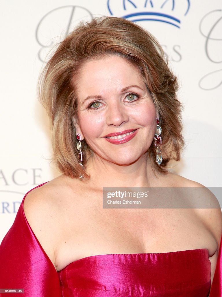 Soprano Renee Fleming attends 30th Anniversary Princess Grace Awards Gala at Cipriani 42nd Street on October 22, 2012 in New York City.