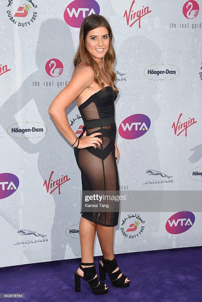 WTA Pre-Wimbledon Party - Arrivals