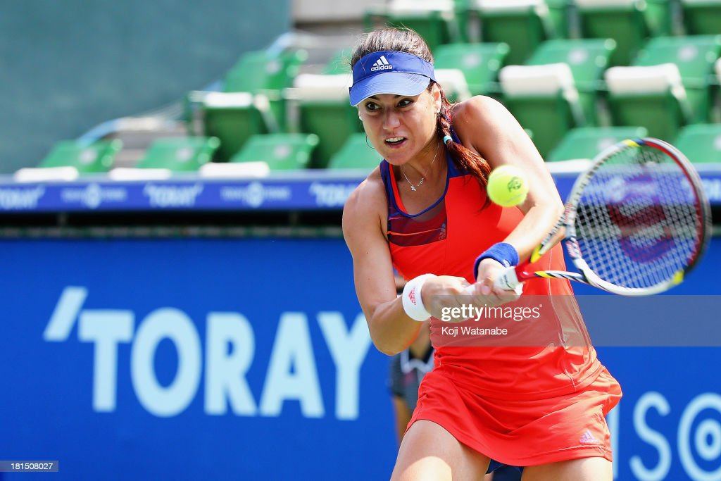 Toray Pan Pacific Open - Day 1