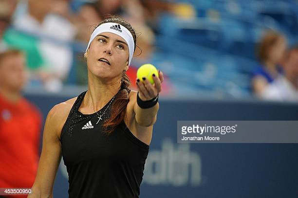 Sorana Cirstea Stock Photos and Pictures | Getty Images