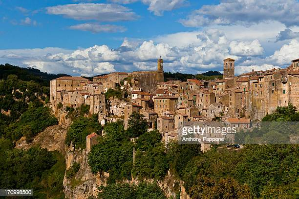 sorano the country made of tuff