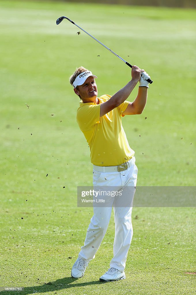 <a gi-track='captionPersonalityLinkClicked' href=/galleries/search?phrase=Soren+Kjeldsen&family=editorial&specificpeople=242923 ng-click='$event.stopPropagation()'>Soren Kjeldsen</a> of Denmark in action during the first round of the Tshwane Open at Copperleaf Golf & Country Estate on February 28, 2013 in Centurion, South Africa.