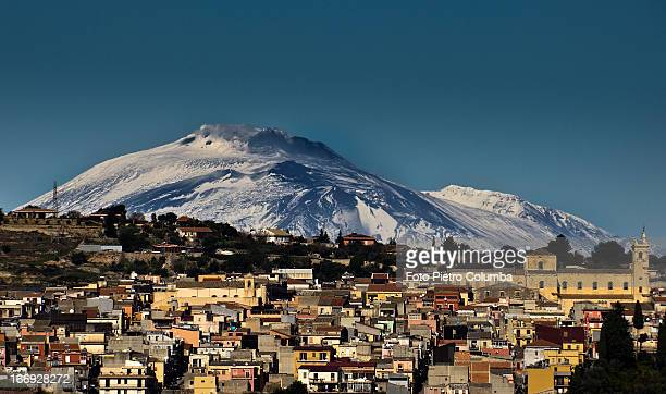 Sortino e l'Etna