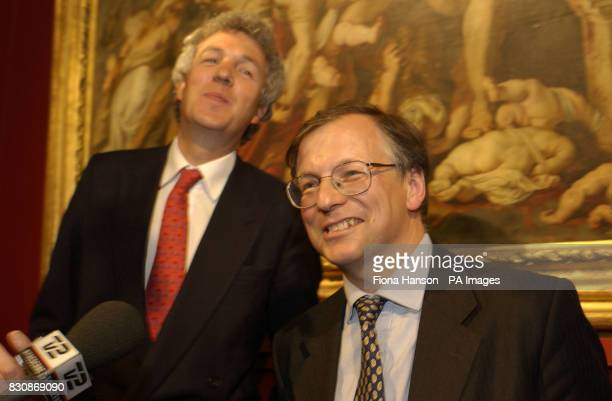 Sotheby's European Board Director George Gordon who is responsible for discovering the The Massacre of the Innocents circa 160911 by the 17th century...