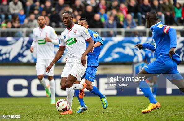 Soualiho meite stock photos and pictures getty images - Amiens ac lille coupe de france ...